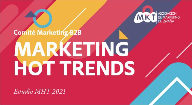 Tendencias de Marketing B2B. El Customer Experience se confirma en 2021.